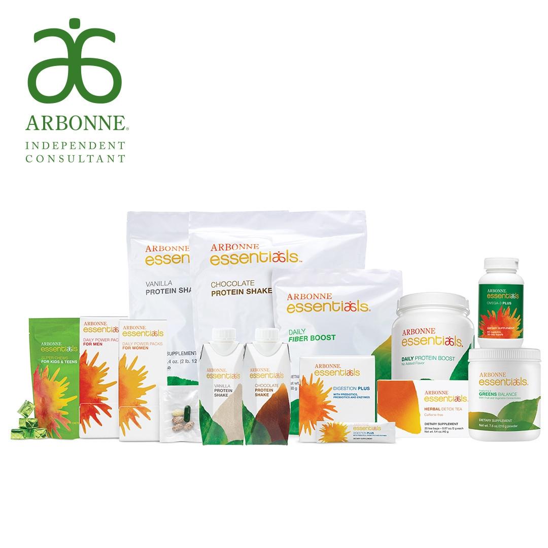 arbonne essentials group